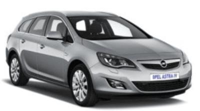 Opel Astra Combi
