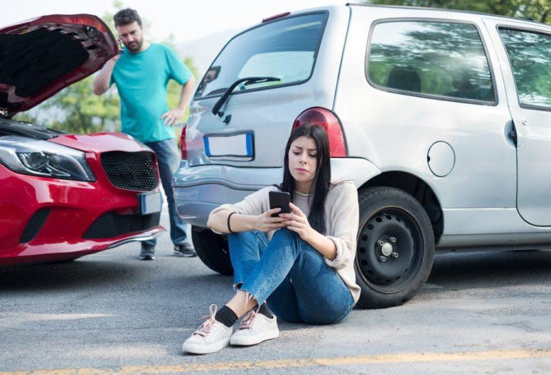 Stłuczka wynajętym samochodem – co należy zrobić w razie wypadku?